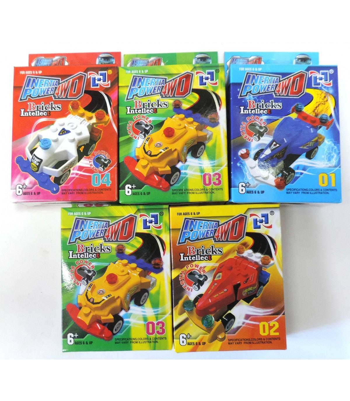 Фотография 1 товарной позиции интернет-магазина детских игрушек www.smarttoys.com.ua Конструктори, Машинки заводні