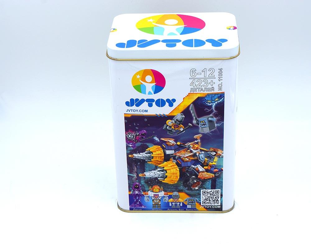 Фотография 1 товарной позиции интернет-магазина детских игрушек www.smarttoys.com.ua Конструктор JVToy